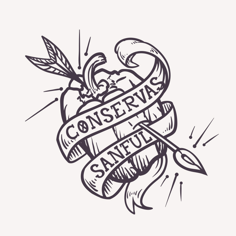 Conservas Sanful Gris