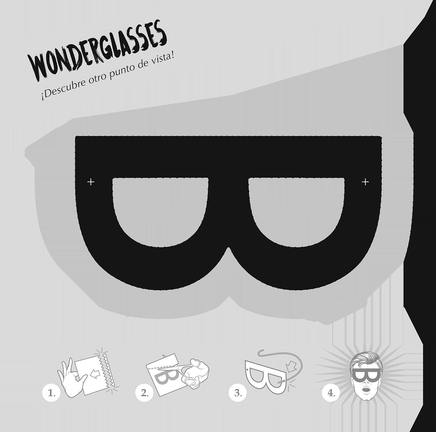 Con la gafas de Sr.Brand cuidamos a los clientes